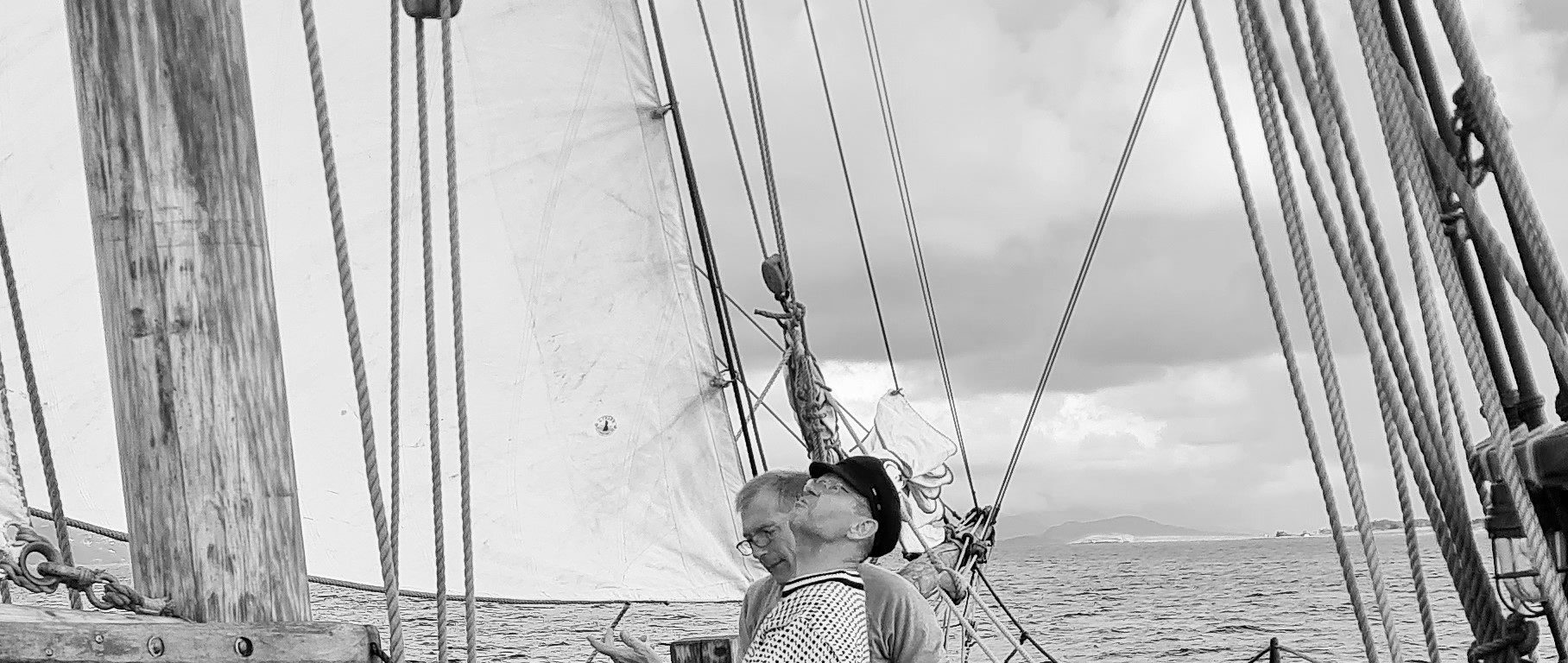 Seiling med finjustering seil og utstyr
